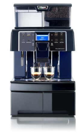 Aulika Evo Office espresso - front - products